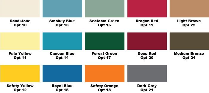 Optional Colors