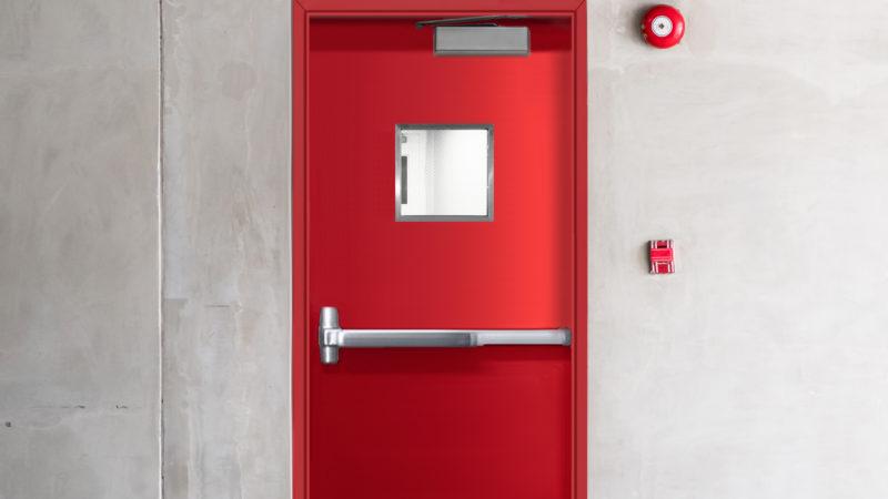 P-Series Fire Rated Door