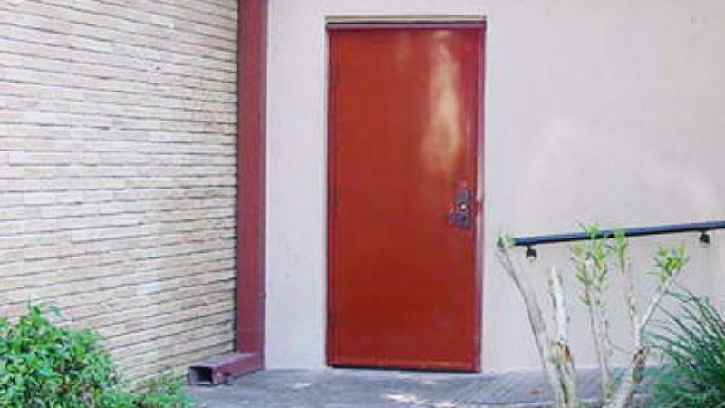 FEMA Door