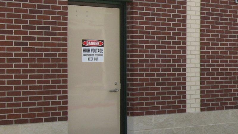 Ballistic Door
