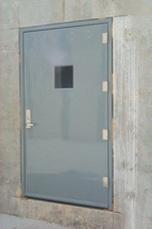 Door installation 3